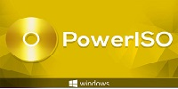 Free Download PowerISO 7.9 Multilanguage