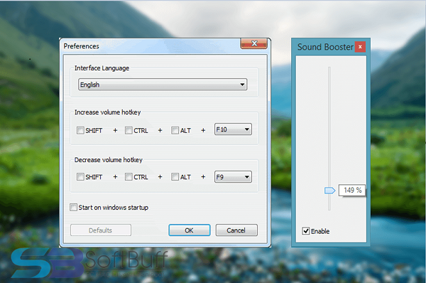 Letasoft Sound Booster 2021 free download