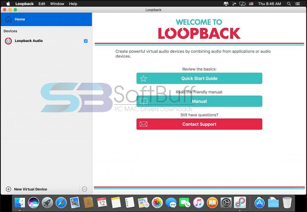 Loopback 2 for Mac free download
