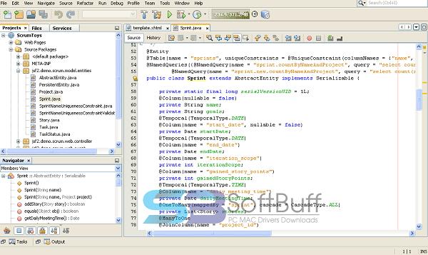 NetBeans IDE 8 free download