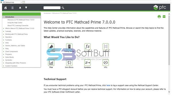 PTC Mathcad Prime 7.0 free download