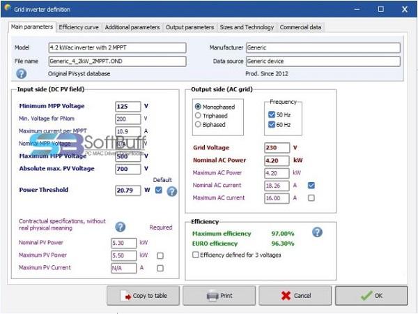 PVsyst Professional 7.1