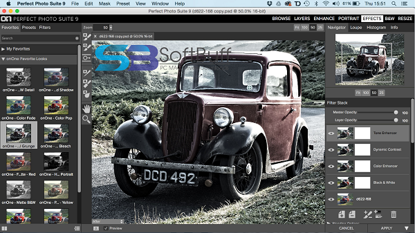 Perfect Photo Suite 9 for Mac Free Download