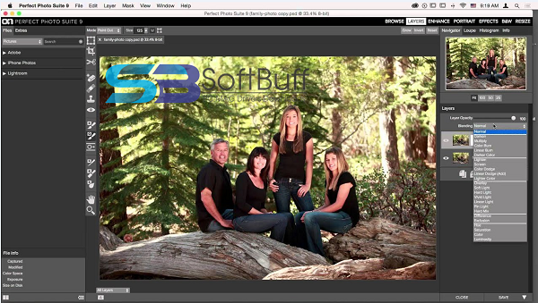 Perfect Photo Suite 9 for MacOS free download