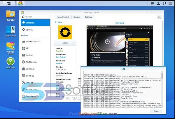 Serviio Pro 2.1 free download