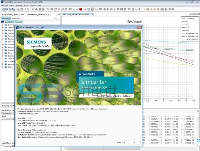 Siemens Star CCM+ 2021 free download