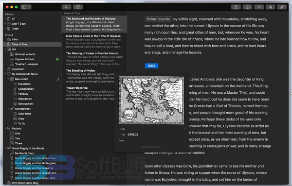 Ulysses 22 for Mac free download