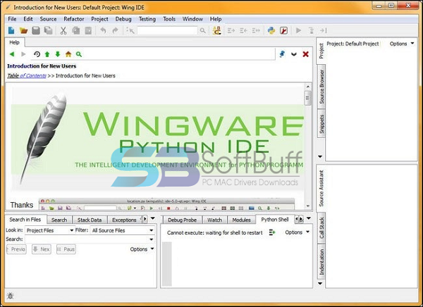 Wing IDE Pro 7.2 32 bit & 64 bit free download