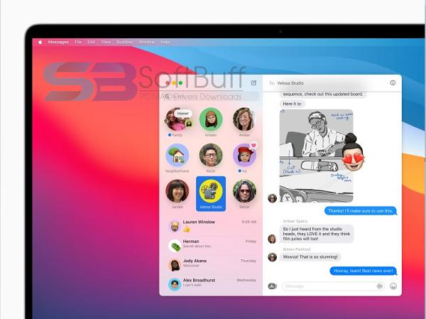 macOS Big Sur 11.2.2 free download