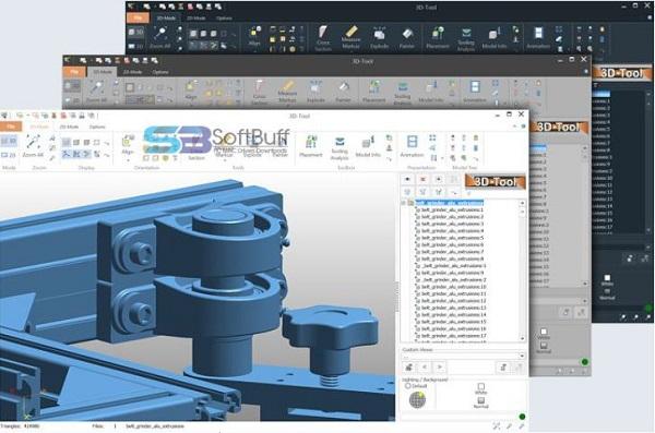 3D CAD viewer online