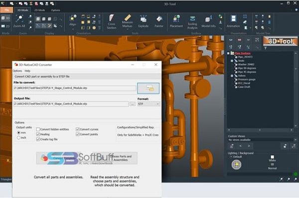 3D-Tool Premium 15