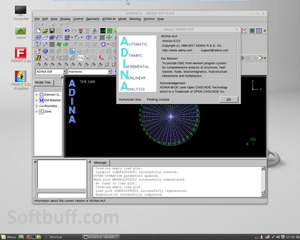 ADINA System 2021 offline installer
