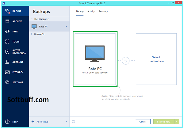 Acronis True Image 2020 ISO Bootable free download
