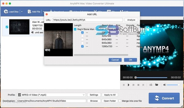 AnyMP4 Video Converter Ultimate review