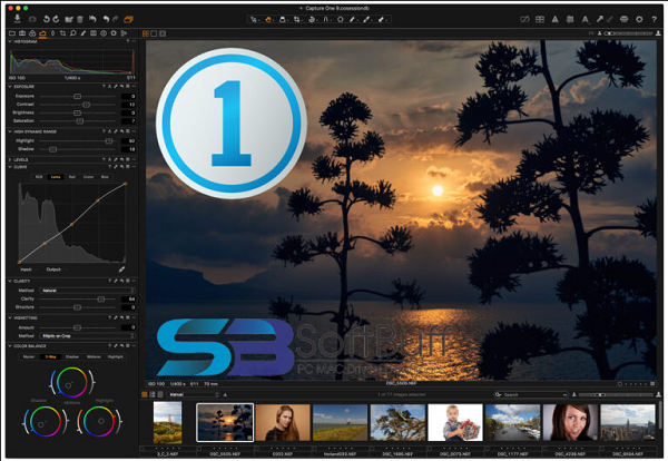 Capture One 21 Pro for Mac free download