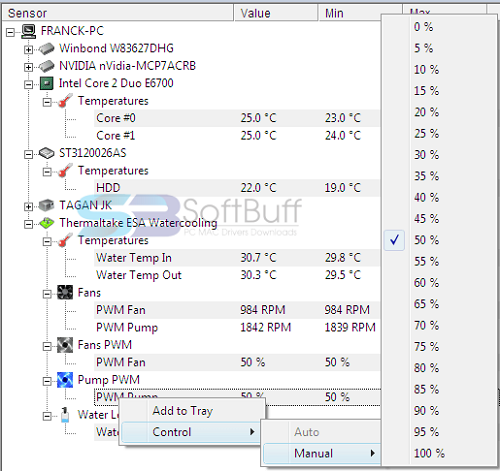 Download CPUID HWMonitor Pro 1.45 Portable Free