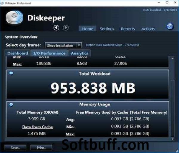 Download Condusiv Diskeeper 18 Professional Free
