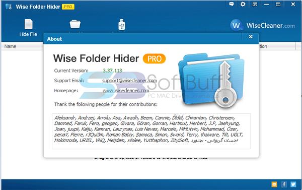 Download Wise Folder Hider Pro Portable Free