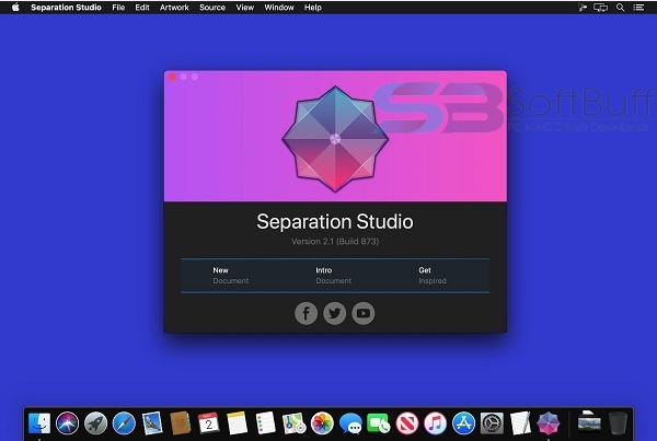 Download Separation Studio 2.2.1 for Mac free