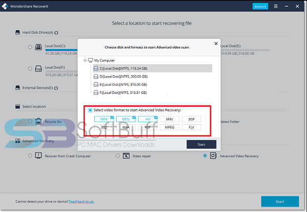 Download Wondershare Recoverit 9.5 Portable free
