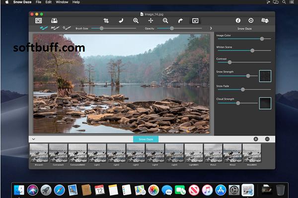 JixiPix Rainy Daze for Mac free download