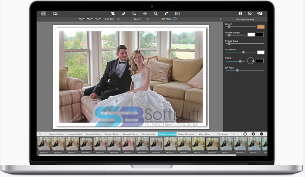 JixiPix Romantic Photo 2 for Mac free download