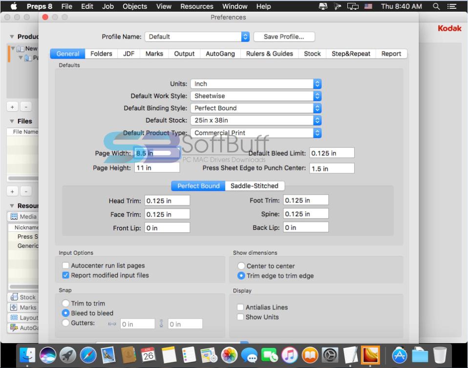 Kodak Preps 9 for Mac Free Download