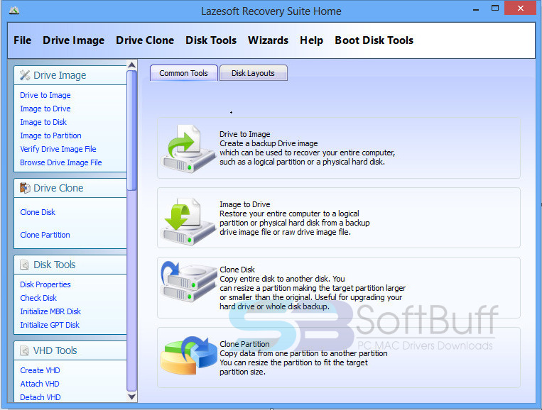 Lazesoft Windows Recovery 4.5.1.1 Unlimited WinPE free download