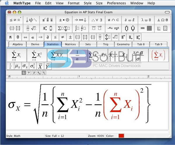 MathType 7.4.8.0 Portable free download