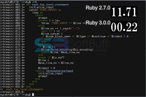 Ruby 3 free download