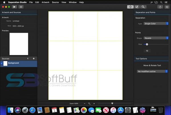 Separation Studio for Mac free download