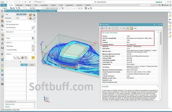 Siemens NX I-deas 6.8 free download