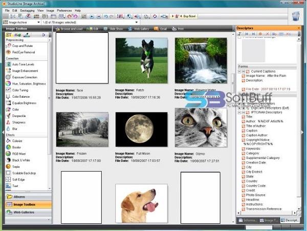 StudioLine Photo Classic 4 Free Download