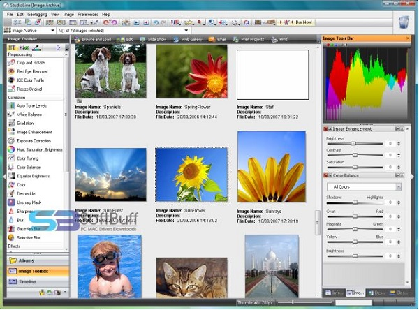 StudioLine Photo Classic Free Download