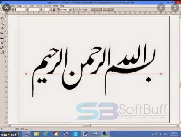 Arabic Calligraphy Generator 3.0 free download