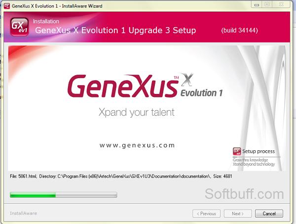 Download GeneXus X 10 Offline Installer free