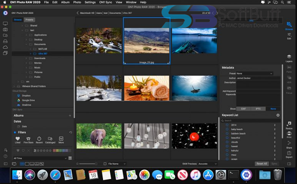 Download ON1 HDR 2021 for Mac free