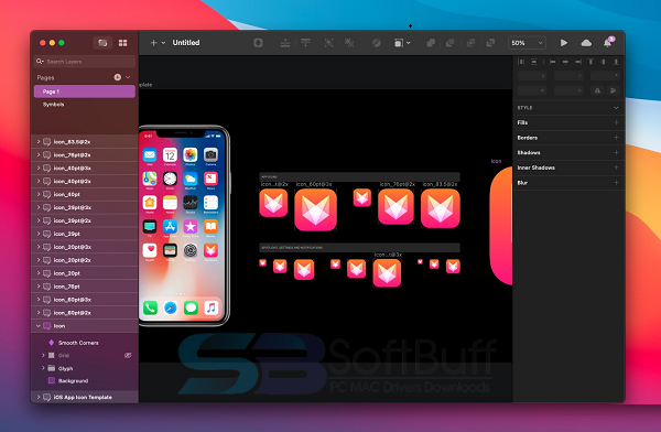 Download Sketch 72 for Mac free