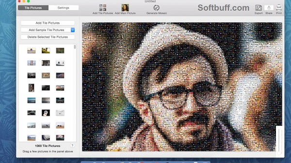 Download TurboMosaic 3 for Mac free
