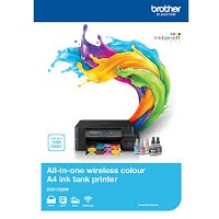 Free Download Brother DCP-T520W Driver Offline for Windows