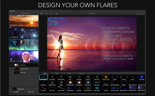 LensFlare Studio 6.7 for Mac free download