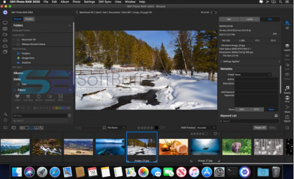 ON1 Effects 2021 for Mac free download