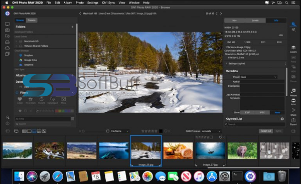 ON1 HDR 2021 for MacOS free download