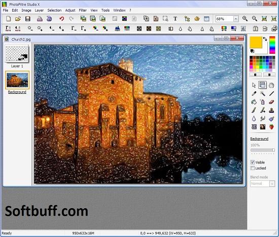 PhotoFiltre Studio 11.2 Portable free download