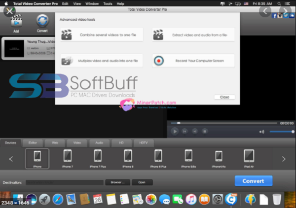 Total Video Converter Pro for Mac free download