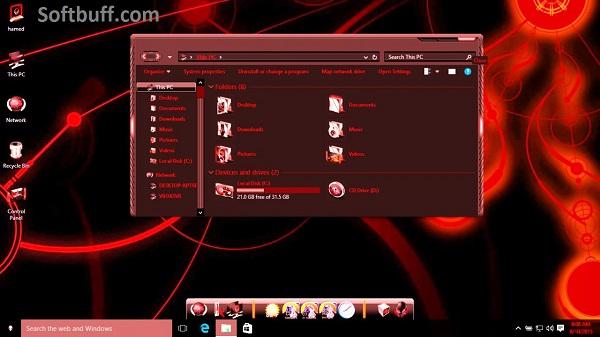 Windows 7 ROG Rampage free download