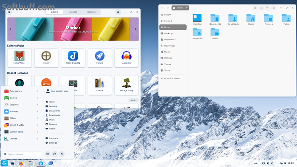 Zorin OS 16 Ultimate ISO free download