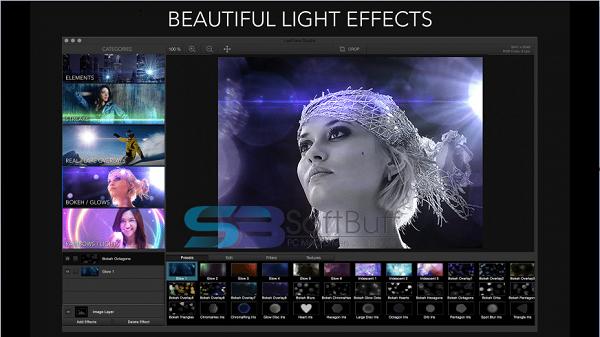 download LensFlare Studio for Mac free