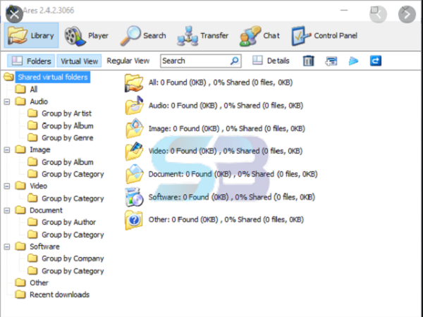 Ares Galaxy 5 Offline free download
