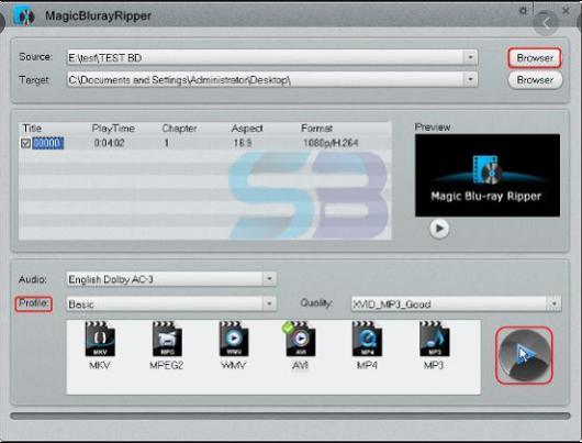 Blu-ray Ripper 2 for mac free download
